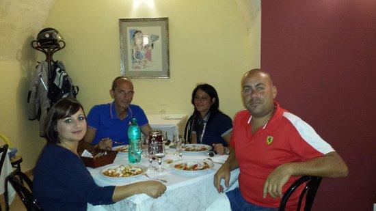 Paolangelo Trattoria : a pranzo....
