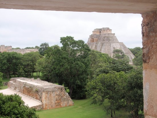 Hotel Uxmal Resort Maya: Cool
