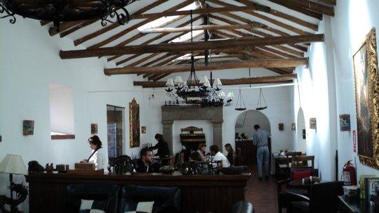 Hotel Rumi Punku: Café da manhã