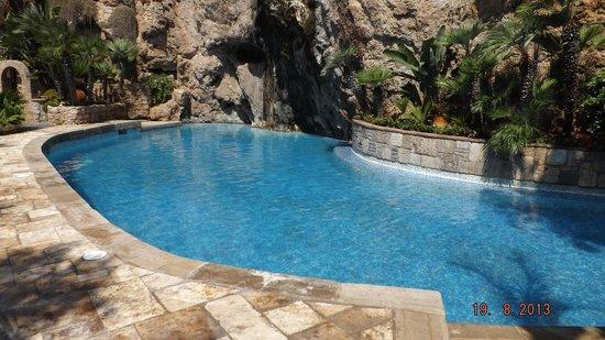 Aeneas' Landing : piscina