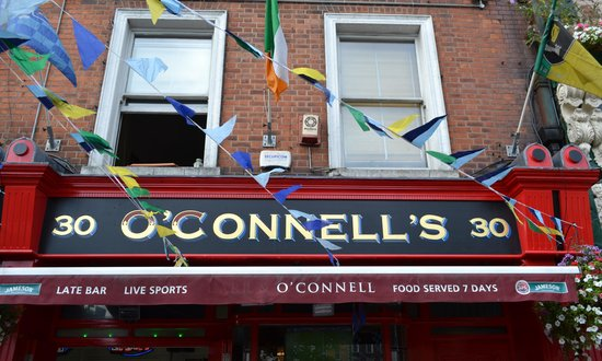 Carr & O'Connell: Welcome To O'Connells