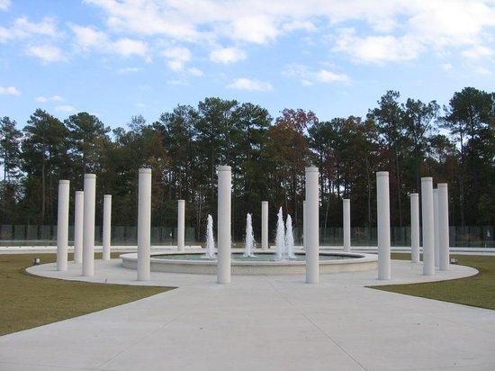 Jacksonville, Caroline du Nord: Vietnam Memorial