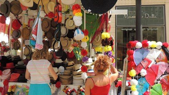 Malaga feria : tanti colori