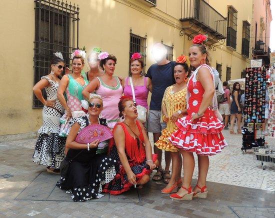 Malaga feria : evviva l'allegria!