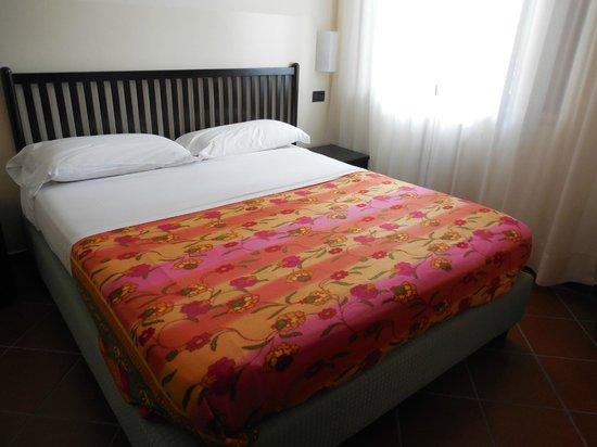 Hotel Edelweiss: camera da letto