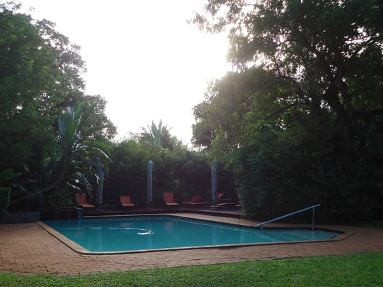 Ghost Mountain Inn: Pool