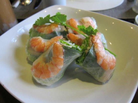 Bawai's Vietnamese Kitchen: Fresh Spring Rolls