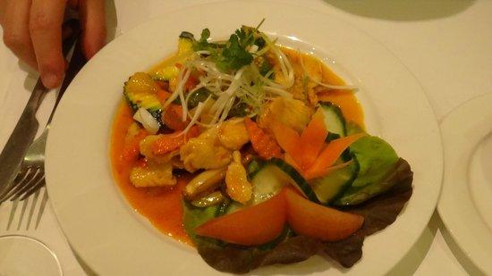 Vietthao: Hühner-Curry