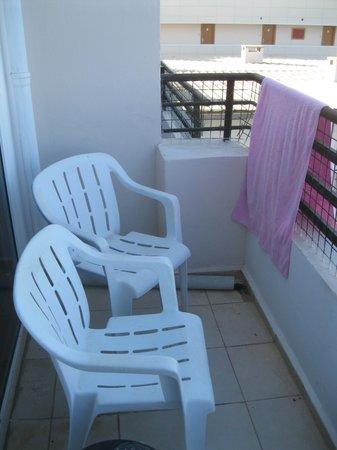 Cemre Hotel: My Balcony