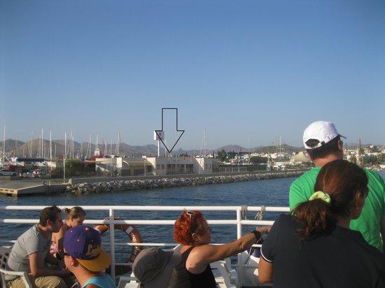 Cemre Hotel: Turgutreis Customs & Port