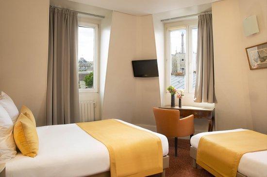 Hotel Eiffel Turenne: nice room