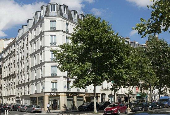 Hotel Eiffel Turenne: façade1