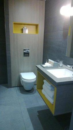 Pullman London St Pancras Hotel : salle de bain