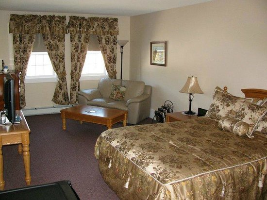 Chez Dube Country Inn : Royal Room