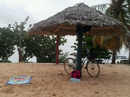 Playa Maria Aguilar and Casa Novoa bike