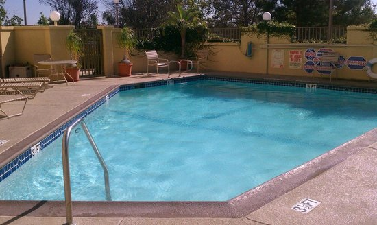 Best Western Plus Heritage Inn Rancho Cucamonga/Ontario : Pool
