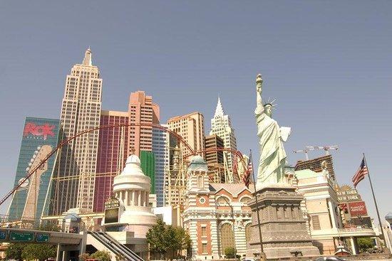 Americas Best Value Inn Las Vegas: New York, New York