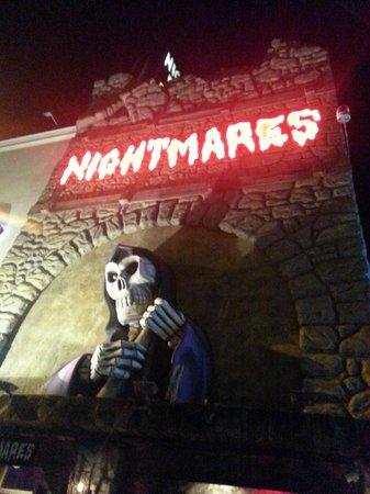 Nightmares Fear Factory: Entry