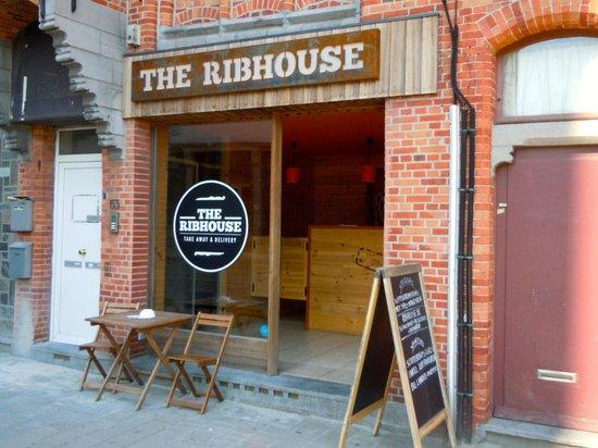 The Ribhouse: The Take-away Shop