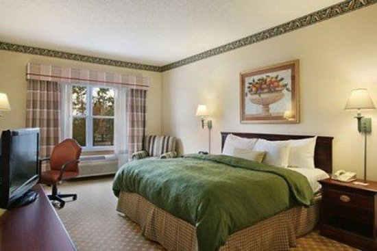 Country Inn & Suites By Carlson, Columbus Airport East: King Room