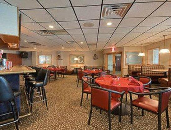 Days Inn Batavia Darien Lake Theme Park: Sunburst Restaurant and Lounge