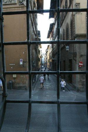 Palazzo dal Borgo Hotel Aprile : Rue de Florence