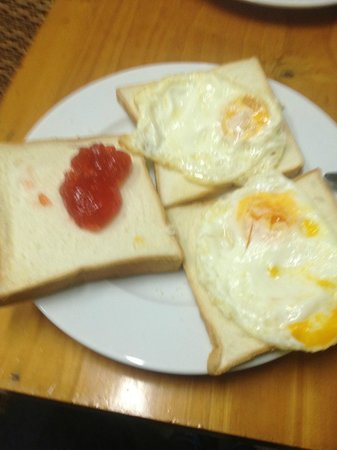 Ha My 2 Hotel: Breakfast