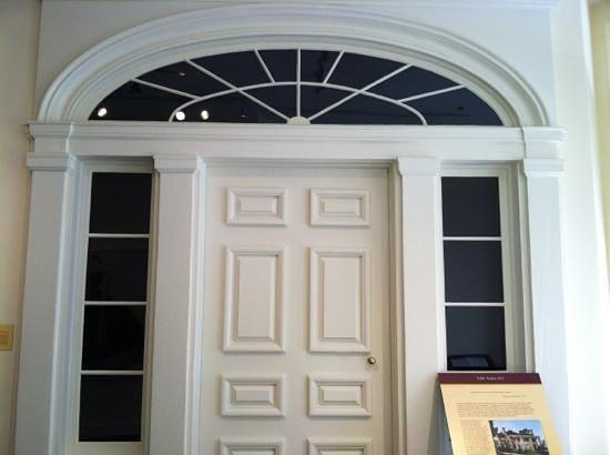 Margaret Mitchell House : the door to TARA!
