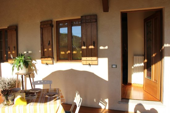 Cascina Rodiani - Green Hospitality: room view