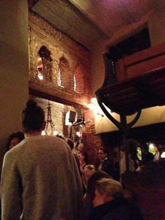 Jazzcafe de Muze : inside