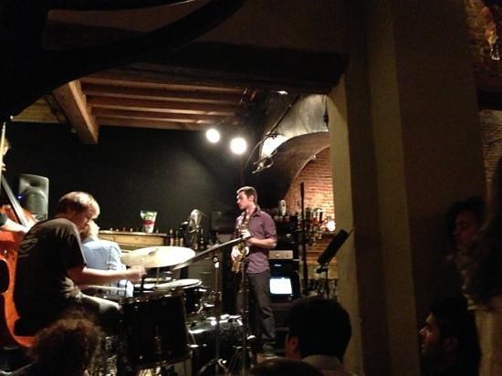 Jazzcafe de Muze : the Band