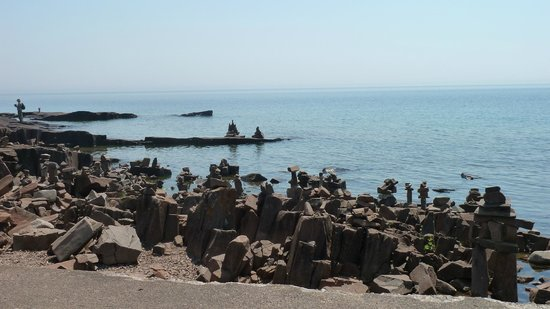 Artist Point - Picture of Grand Marais RV Park and