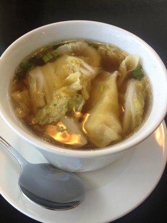 Thai Cuisine: Wonton Soup