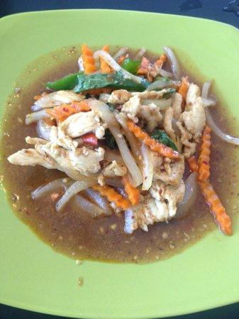 Thai Cuisine: Chicken Basil