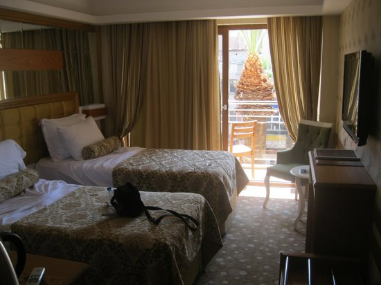 Grand Corner Boutique Hotel: My Room