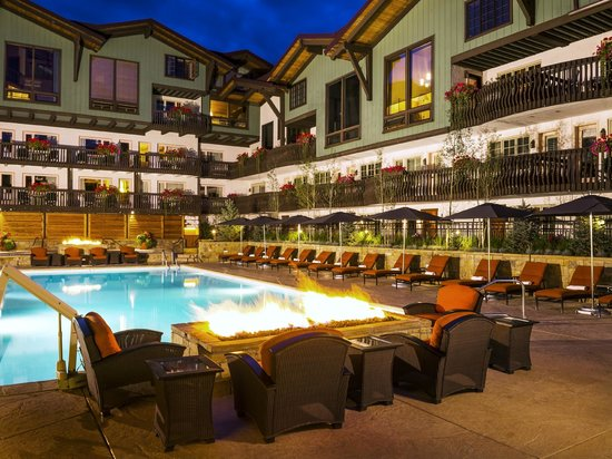 The Lodge at Vail, A RockResort: Pool One