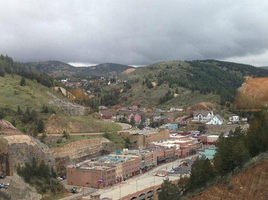Ameristar Casino Resort Spa Black Hawk: View from our room