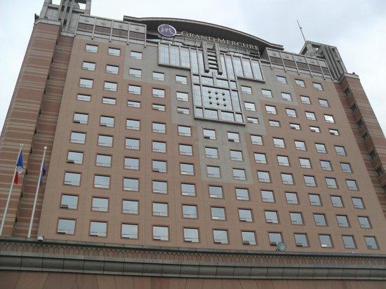 Grand Mercure Urumqi Hualing Hotel : grand mercure urumqi