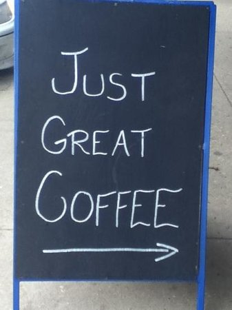 ‪Just Great Coffee‬