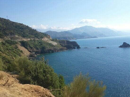 جيجل, الجزائر: route jijel