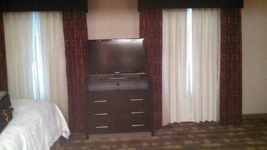 Hampton Inn & Suites Richmond/Glenside : 2nd Room 405 I think...