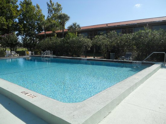 Champions World Resort: One of the outdoor pools