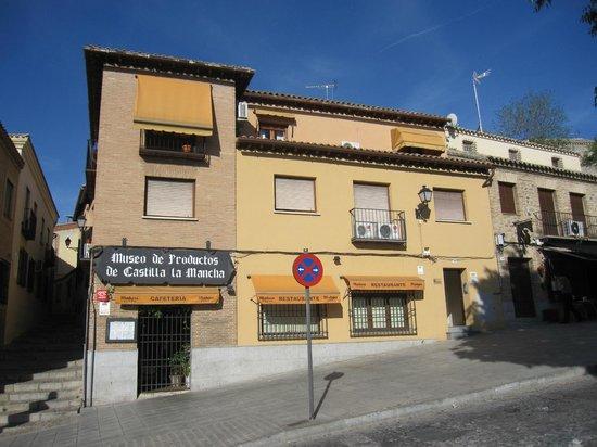 Restaurante Museo de Productos de Castilla-La Mancha: Exterior del negocio.