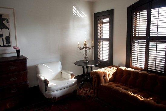 Hotel Havana: Penthouse Suite Living Area