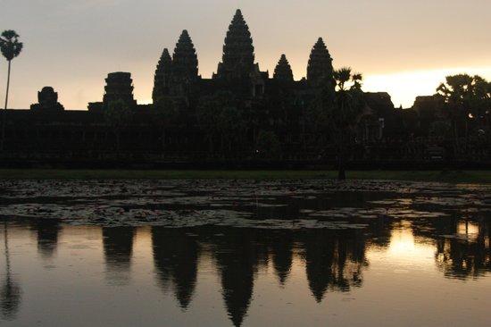 Shining Angkor Boutique Hotel: Angkor Wat