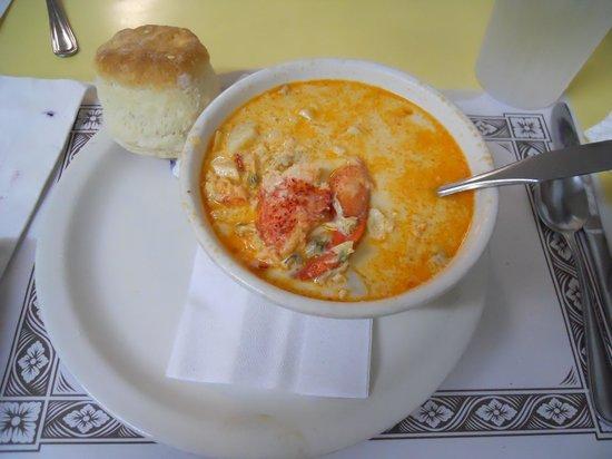 Charlene's Bayside Cafe: delicious