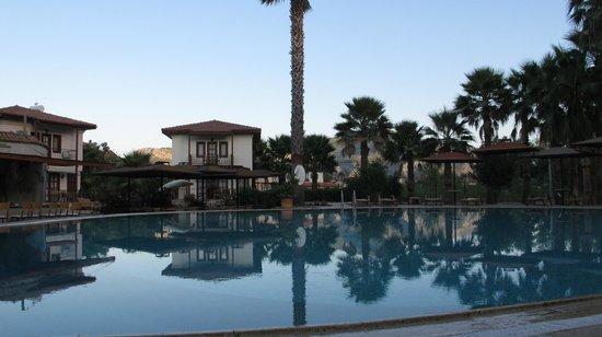 The Osmanli Hani: Pool area