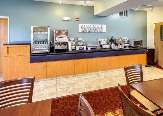 Sleep Inn & Suites: breakfast area