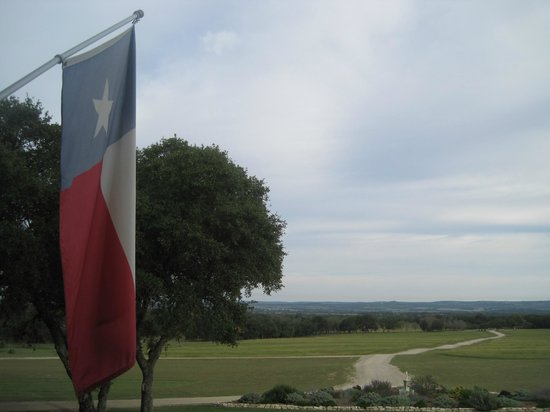 Rose Hill Manor: Lovely Texas Hill Country.
