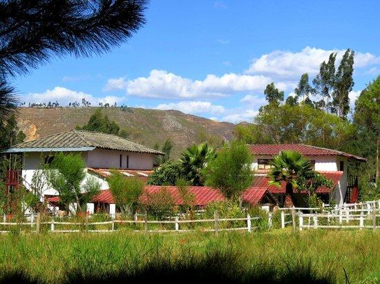 Hotel Campestre Hacienda Yanamarca: Hacienda Yanamarca